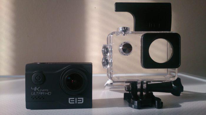 Recenze ElePhone EleCam Explorer Elite 4K - když trváte na 4K a nízké ceně