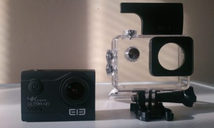Recenze ElePhone EleCam Explorer Elite 4K – když trváte na 4K a nízké ceně
