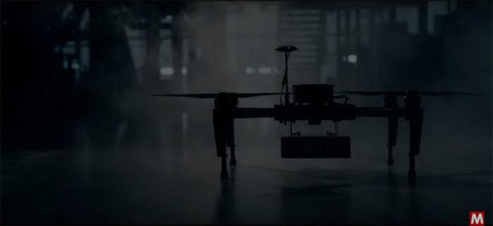 Doručovaní zboží pomocí dronů brzy i v ČR