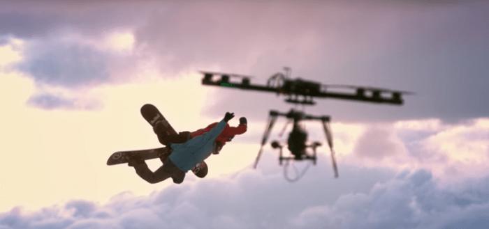 Podívejte se na nejlepší videa z dronů