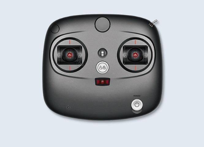 Tovsto Falcon 210 rádio