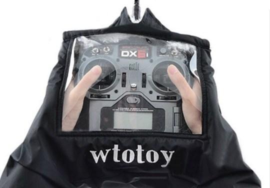 Vychytávky: Rukavice pro vaše packy a RC vysílač