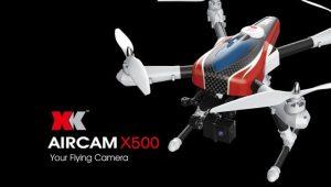 XK Aircam X500