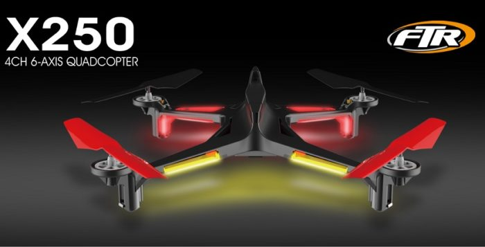 Unboxing: XK X250 – když chcete dobrý dron za pár babek