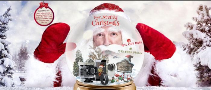 Vánoce se blíží a Gearbest naděluje dárky