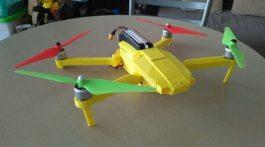 klon Mavicu z 3D tiskárny