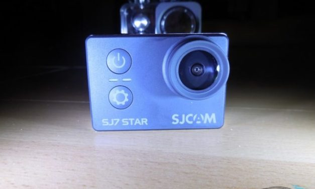 Unboxing SJCAM SJ7 Star – hvězda od SJCAM