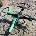 Sky Watcher 3 – levný dron v hliníkovém kufru