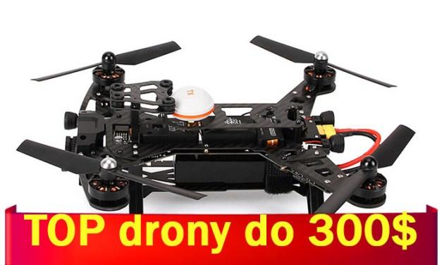 Nejlepší drony do 300 dolarů