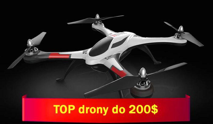 Nej drony do 200 dolarů