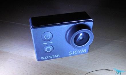 Recenze SJCAM SJ7 Star – jasně svítící hvězda