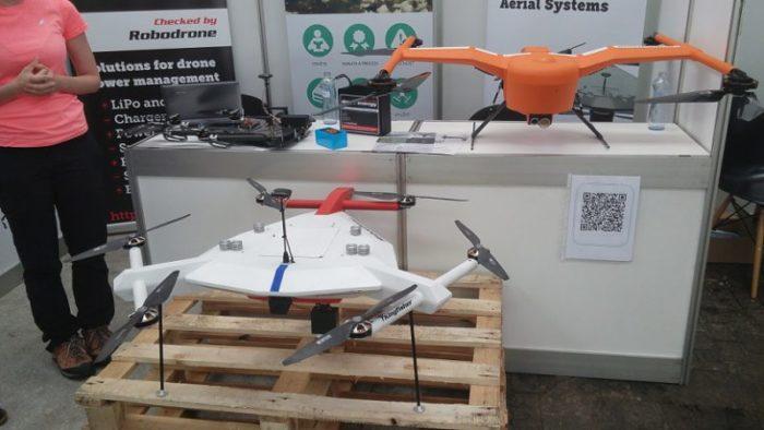 Připravuje se DronFest 2017 v Plzni