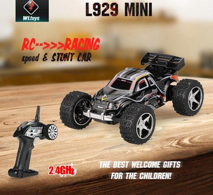WLtoys L929 – levné RC auto pro děti