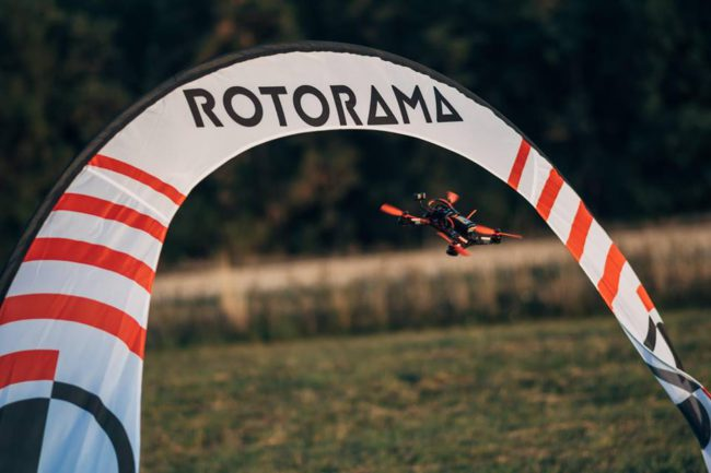 Rotorama Dronfest FPV Race – Přijeďte ukázat své pilotní umění