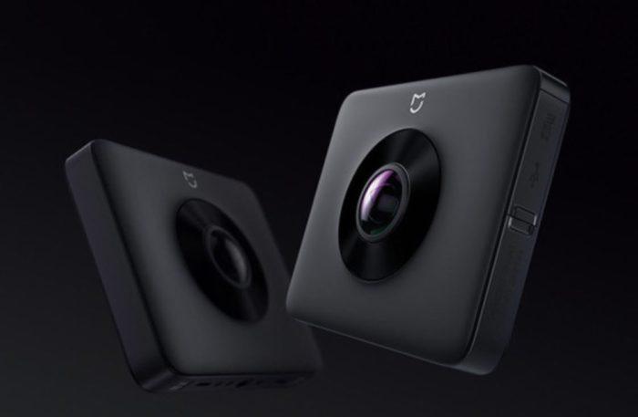 tipy na nejlepší kamery nad 200$ 2017 - Xiaomi Mijia 3.5K
