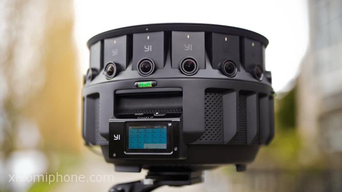 Yi Halo – 360° kamera od Xiaomi a Google
