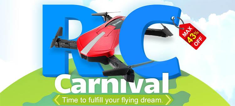 RC karneval na Banggood startuje už zítra