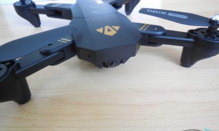 Recenze Tianqu XS809W – kompaktní dron pro každého