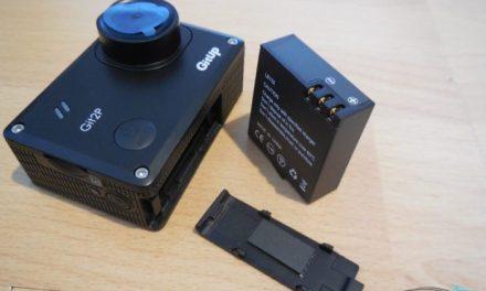 Recenze GitUp Git2P 170° – když chcete kameru se skvělou stabilizací