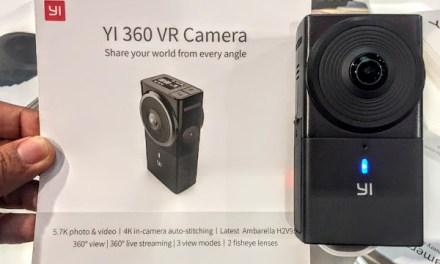 Xiaomi Yi 360 VR – perfektní 360° kamera s 5,7K rozlišením