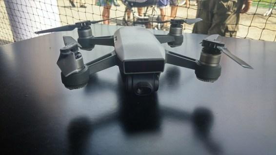 Dronfest 2017 DJI Spark 4