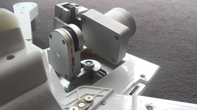 Konverze na Mavica detail kamery