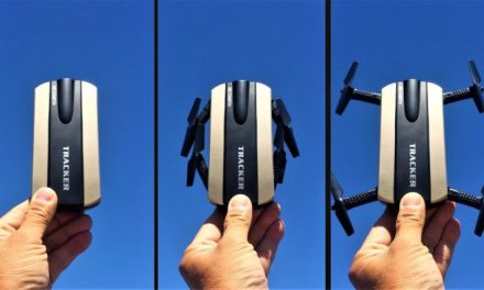 Dron JXD 523 – další skládačka na obzoru