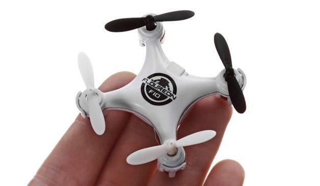 Floureon F10 Mini – micro dron v akci jen za 9,99$