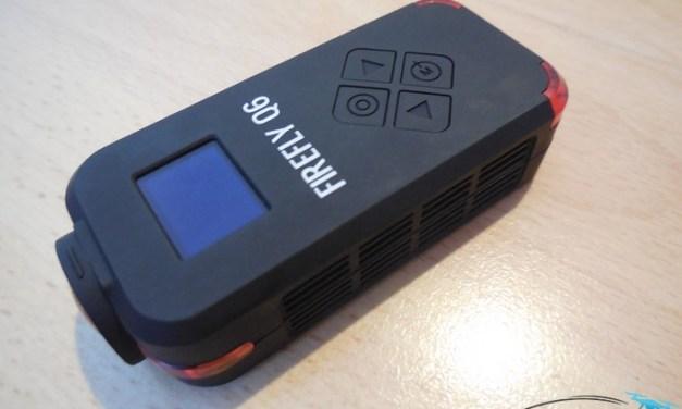 Unboxing Firefly Q6 4K – první pohled na 4K kameru pro závodní drony