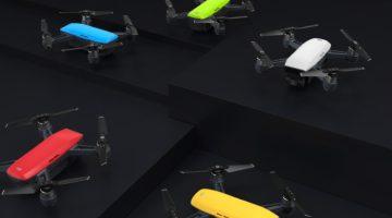Oblíbený DJI Spark Fly More Combo