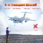 C-17 – létající model Boeingu C-17 (slevový kupón v článku)