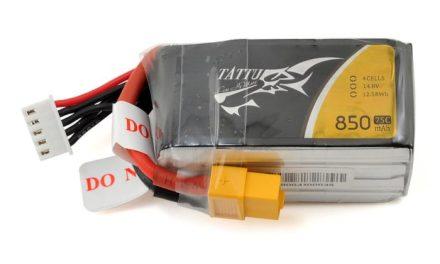 Kvalitní Tattu baterie v akci na Gearbestu