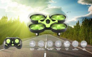 mini dron Eachine E010