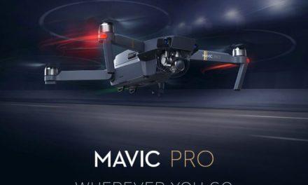 Mavic Pro Combo v další skvělé akci