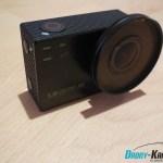 Recenze SJCAM SJ6 Legend Air – kamera s UV filtrem v balení