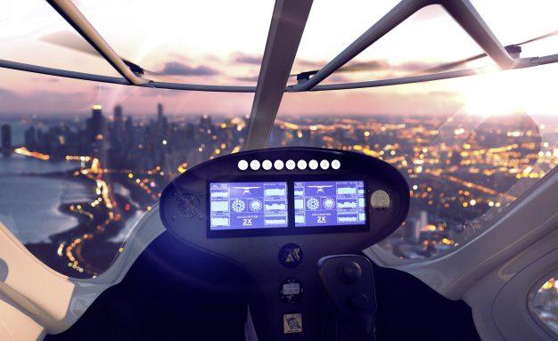 Volocopter absolvoval v Dubaji první veřejný let