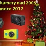 Tipy na nejlepší kamery nad 200$ (Vánoce 2017)