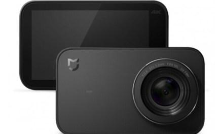 4K kamera Xiaomi Mijia opět za 100$