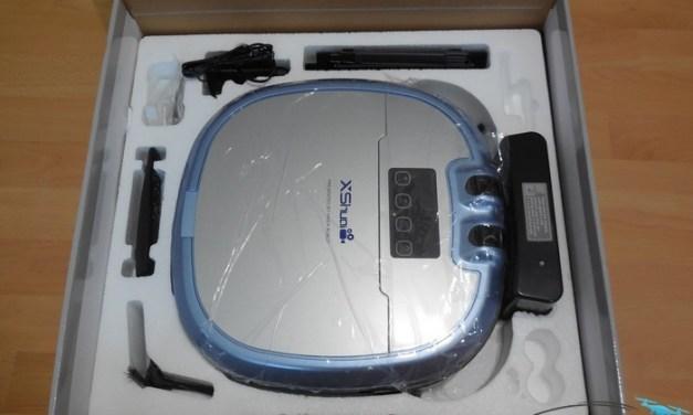 Unboxing Haier Xshuai C3 – první pohled na robotický vysavač s funkcí mopu