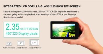SOOCOO S300 4K 30FPS Sports Camera 2.35 Touchscreen Hi3559V100 IMX377 EIS Wifi External Mic GPS (7)