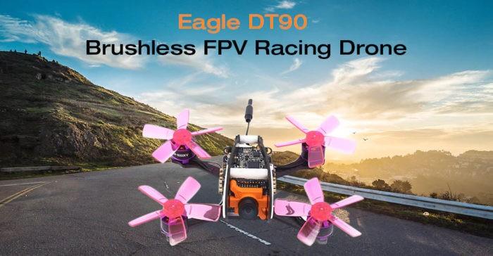 FuriBee Eagle DT90 – mini koptéra se slevou 15%