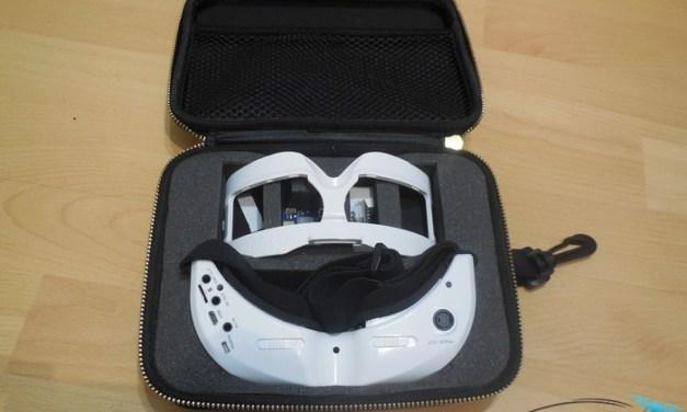 Unboxing Skyzone Sky02s V+ 3D – první pohled na špičkové FPV brýle