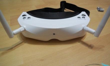 Recenze Skyzone Sky02s V+ 3D – špičkové FPV brýle pro náročné