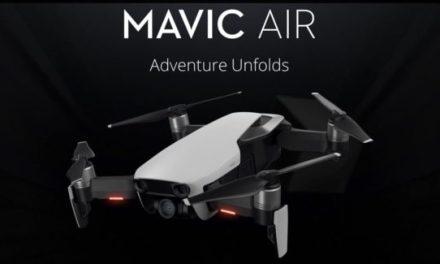 Skvělý dron DJI Mavic Air Fly More Combo za rekordně nízkou cenu