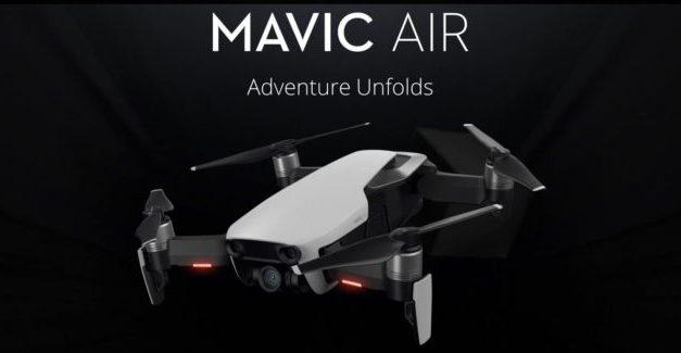 Mavic Air ve flash sale za 819$