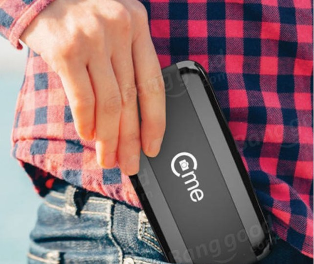 C-me – levný selfie dron s GPS a FullHD kamerou