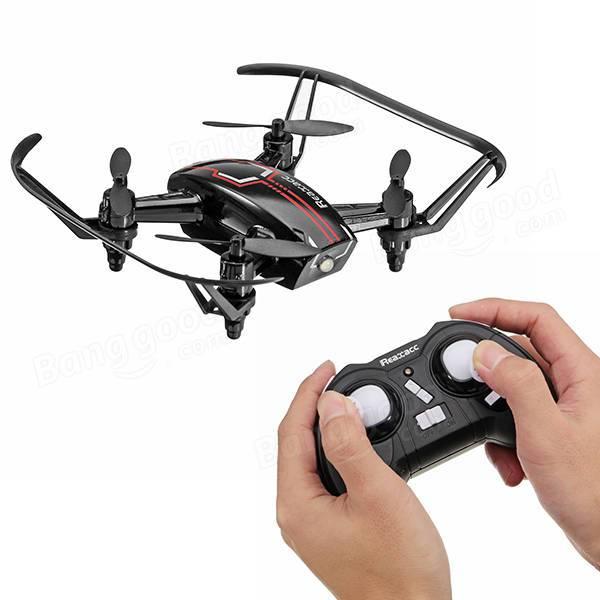 Realacc R10 – levný dron pro začátečníky