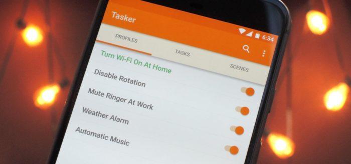 Jak na DJI Go 4 s aplikaí tasker?
