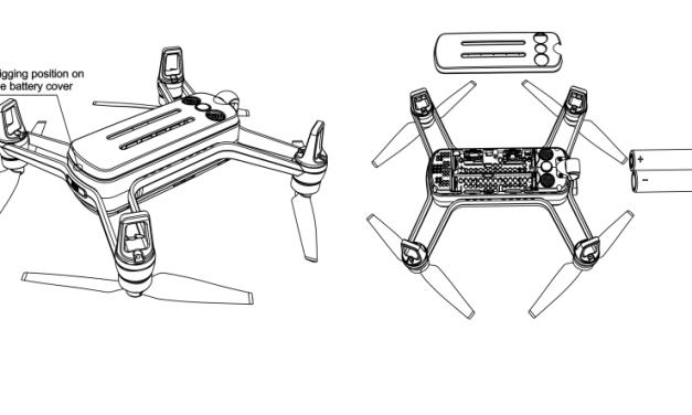 Co prozrazuje uniklý návod k dronu Yi Pixie?