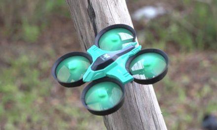 Dron už může mít každý. Furibee F36 stojí jen 7,99$